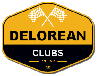 DeLorean clubs