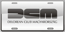 Delorean Club Hungary