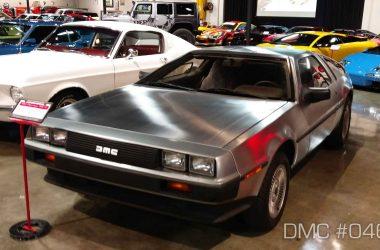 DMC 04660 | DeLoreanDirectory.com