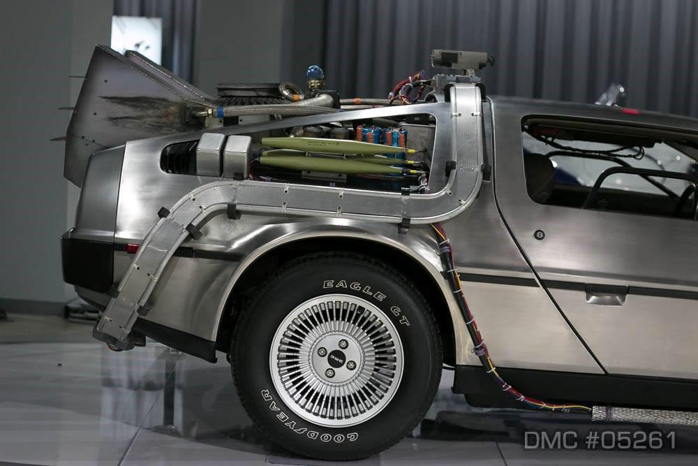 DeLorean Time Machine | DeLoreanDirectory.com