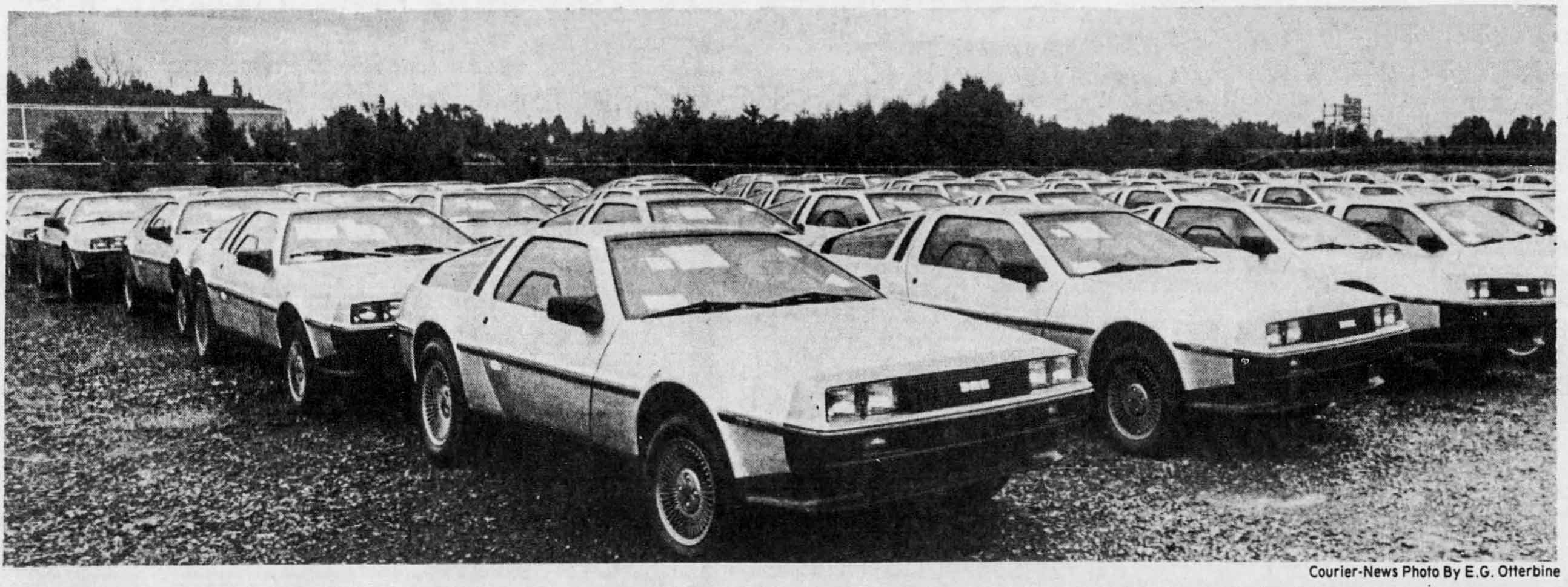1981-08-13 - Courier-News - Central Jersey distribution point for import sports cars | DeLoreanDirectory.com