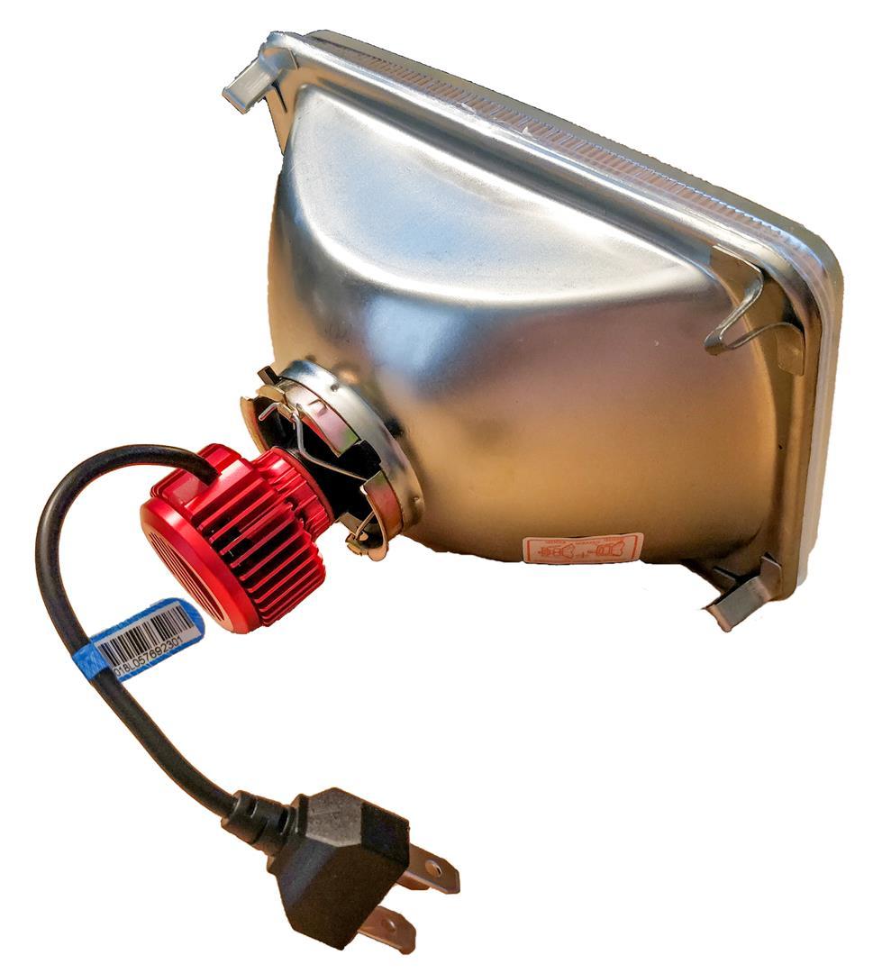 LED Bulbs installed | DMC10515.com
