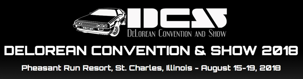 DeLorean Convention & Show 2018 | DeLoreanDirectory.com
