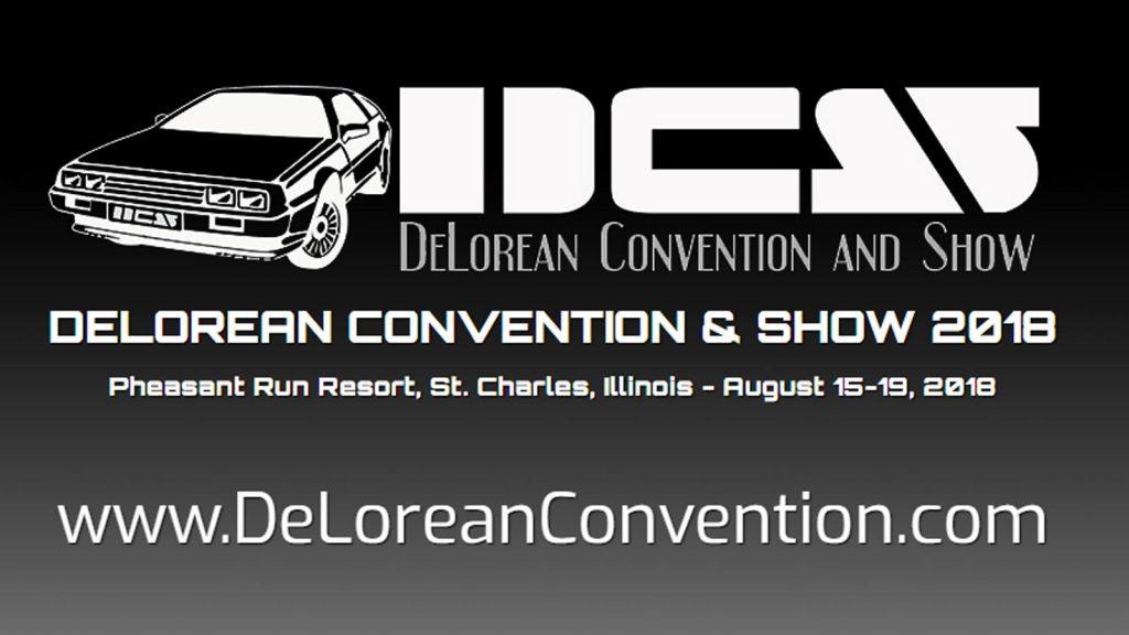 DeLorean Convention & Show 2018
