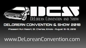 DeLorean Convention & Show 2018
