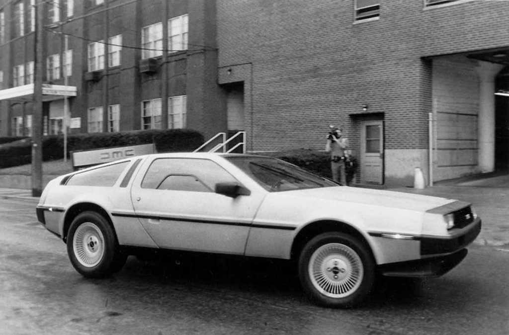 DMC Columbus, OH - 1980's | DeLoreanDirectory.com