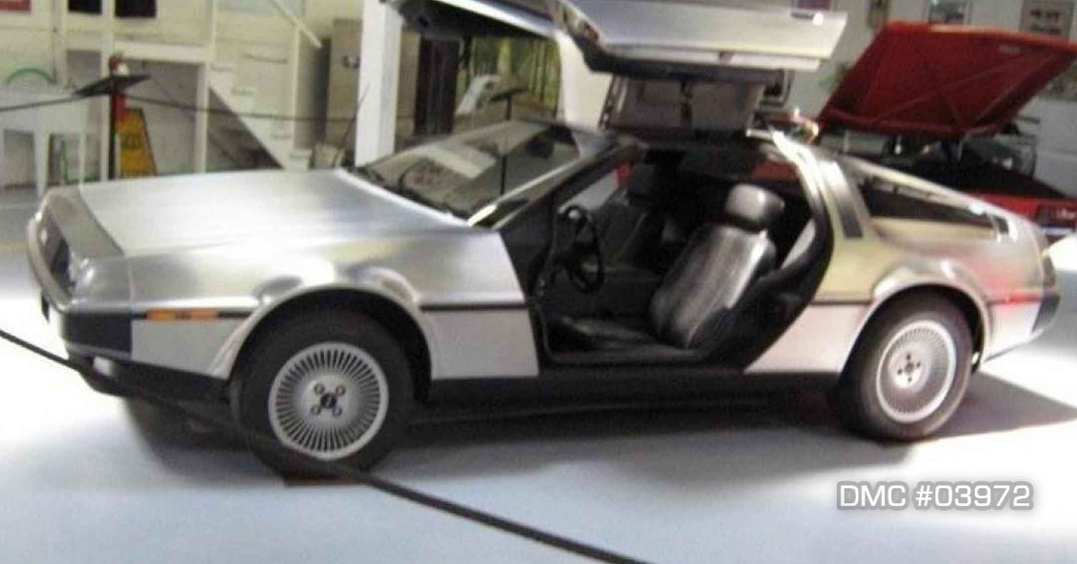 DMC 03972 | DeLoreanDirectory.com