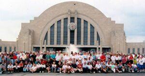 DeLorean Car Show 1998 - Cincinnati, OH | DeLoreanDirectory.com