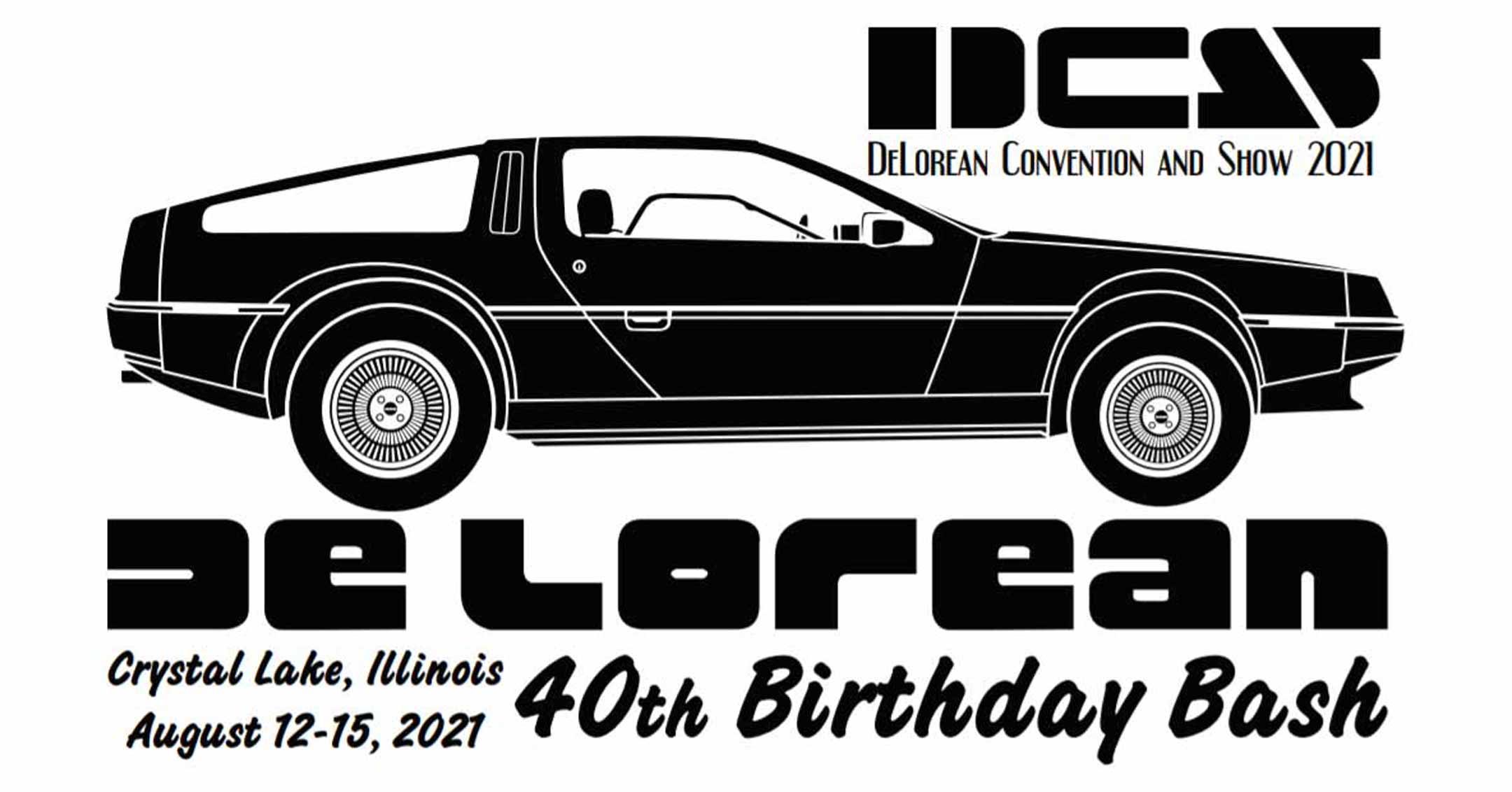 DeLorean Convention and Show 2021 | DeLoreanDirectory.com