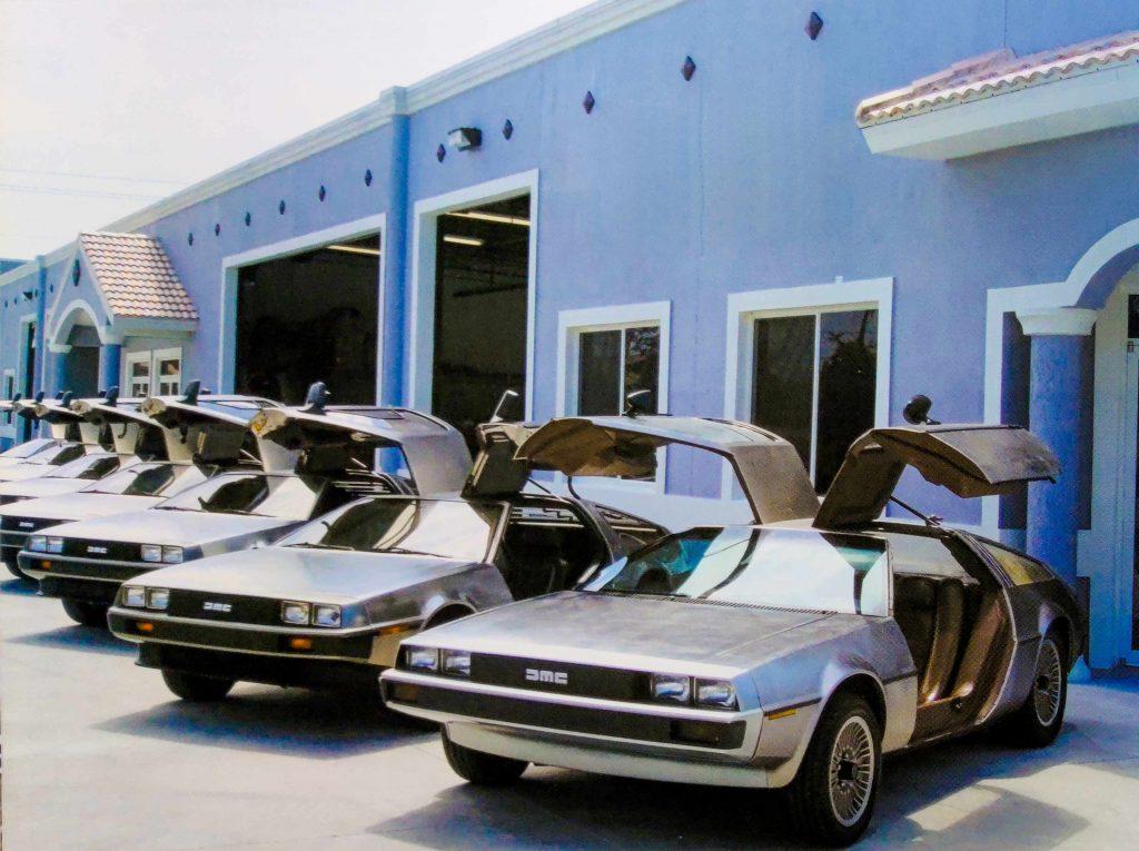 The Exchange of One - DeLorean Florida | DeLoreanDirectory.com