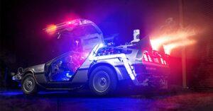 DeLorean Time Machines | DeLoreanDirectory.com