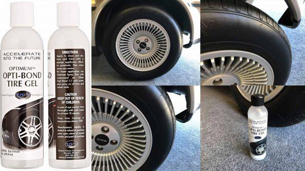 Optimum Opti-Bond Tire Gel | DeLoreanDirectory.com