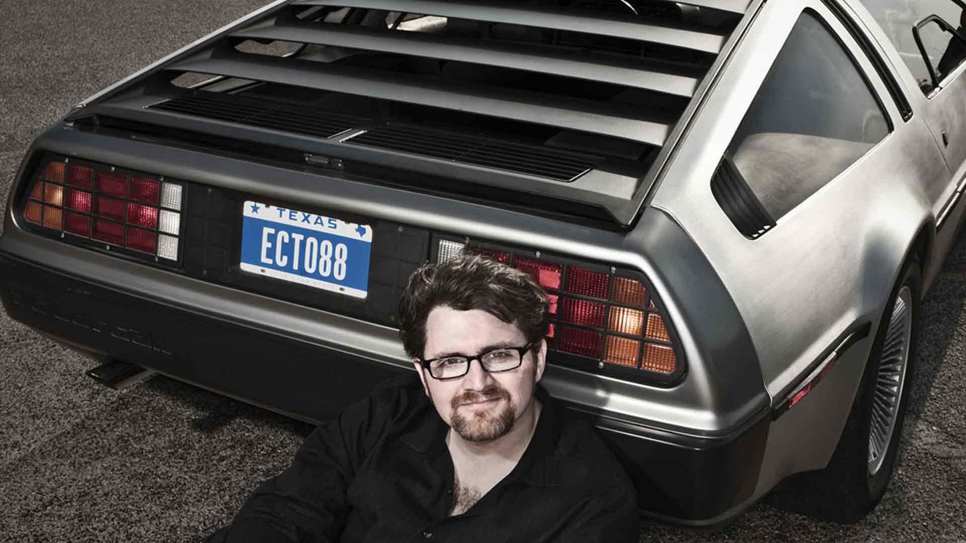 Ecto 88   DeLoreanDirectory.com