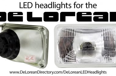 LED Headlight Glass | DMC10515.com