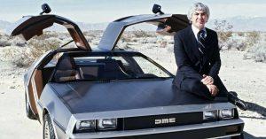 John DeLorean | DeLoreanDirectory.com