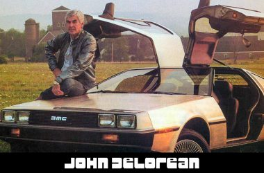John DeLorean | DeLoreanTalk.com