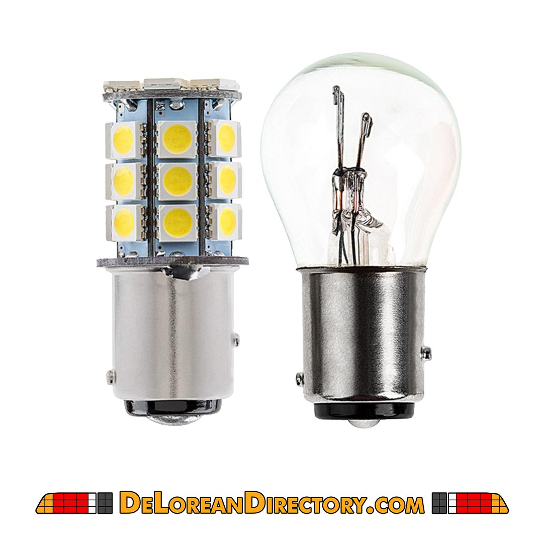 LED crossover parts | DeLoreanDirectory.com
