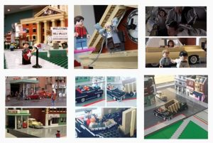 Lego Hill Valley 02 | DeLoreanDirectory.com