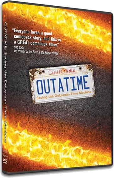 OUTATIME: Saving the DeLorean Time Machine | DeLoreanDirectory.com