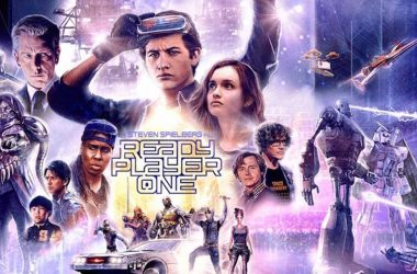 Ready Player One Experience on Hollywood Blvd. - March 2018 | DeLoreanDirectory.com