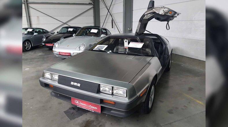 SCEDT26T4BD002146 | DeLoreanDirectory.com