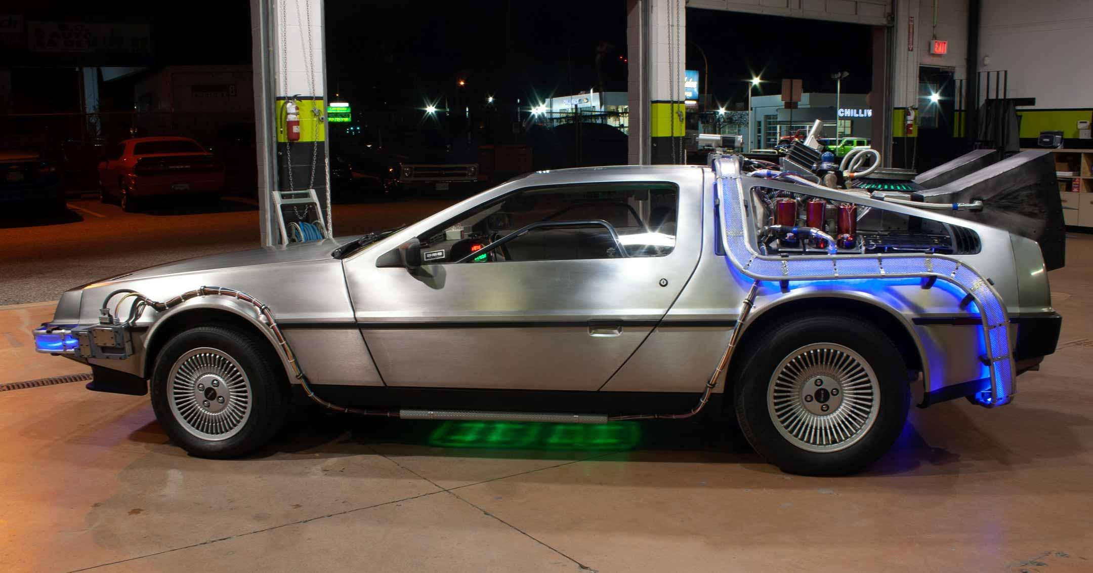 SCEDT26T5DD016978   DeLoreanDirectory.com
