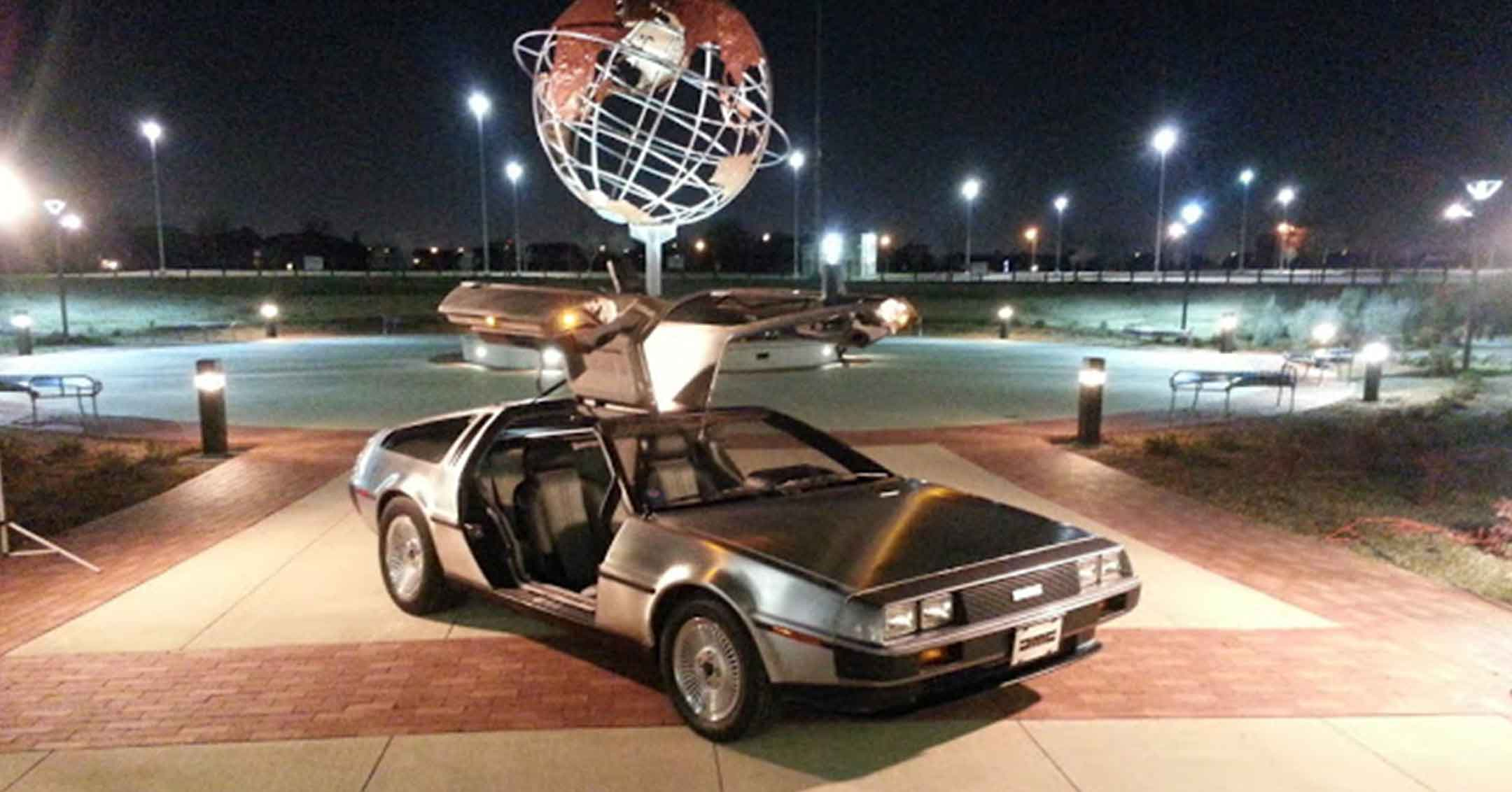 VIN 01283 | DeLorean Directory
