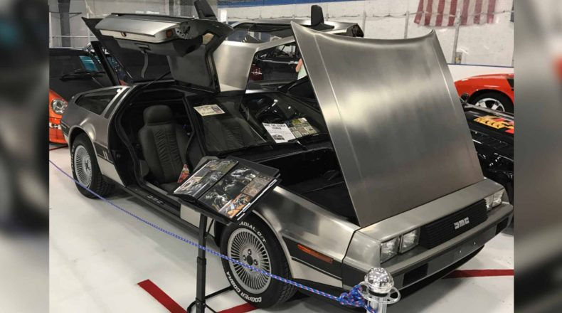 SCEDT26T9BD005625 | DeLoreanDirectory.com