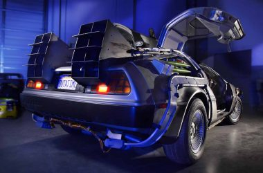DeLorean Time Machine | DeLoreanDirectory.com