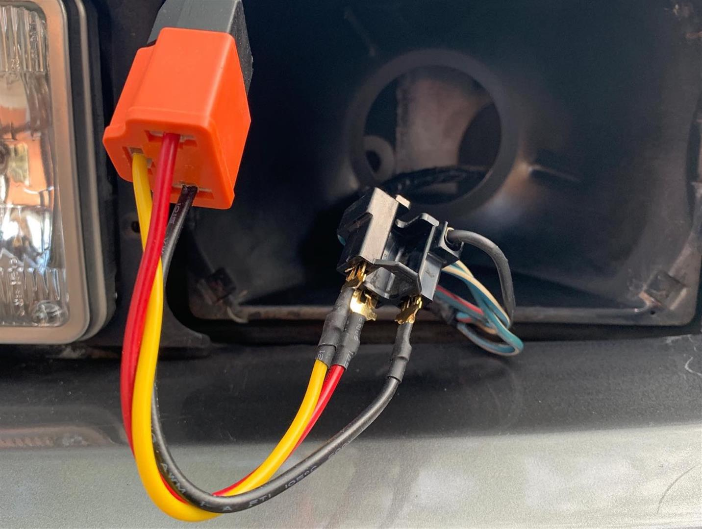 Wiring adapter fix | DMC10515.com