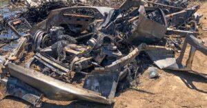 Wrecked DeLoreans | DeLoreanDirectory.com