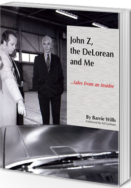 John Z, the Delorean & Me: Tales from an Insider | DeLoreanDirectory.com