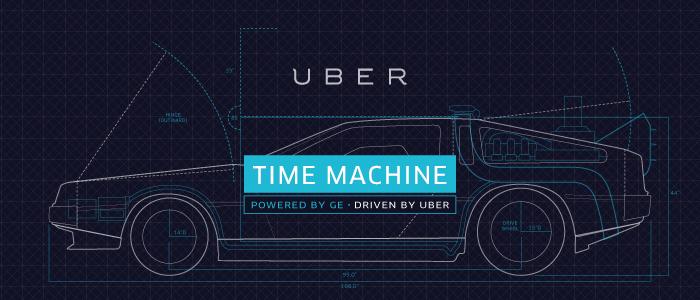 Uber's San Francisco DeLorean rides | DeLoreanDirectory.com